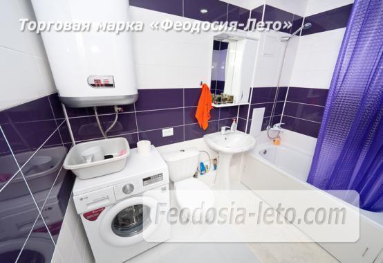 2 комнатная роскошная квартира в Феодосии на улице Чкалова, 64 - фотография № 11