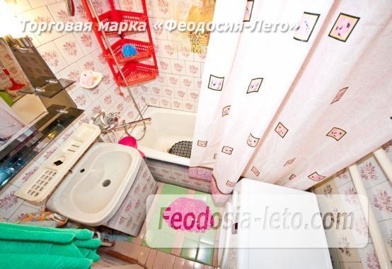 2 комнатная отменная квартира в Феодосии по переулку Шаумяна, 1 - фотография № 15