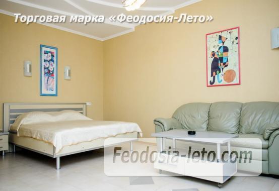 Красивый отель в Феодосии на лице Куйбышева - фотография № 2