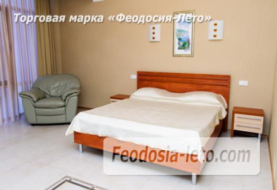Красивый отель в Феодосии на лице Куйбышева - фотография № 12