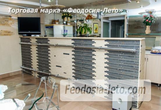 Красивый отель в Феодосии на лице Куйбышева - фотография № 18