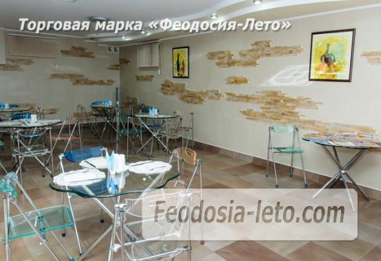 Красивый отель в Феодосии на лице Куйбышева - фотография № 19