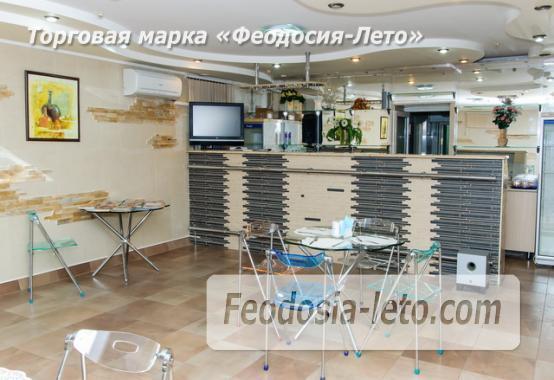 Красивый отель в Феодосии на лице Куйбышева - фотография № 20