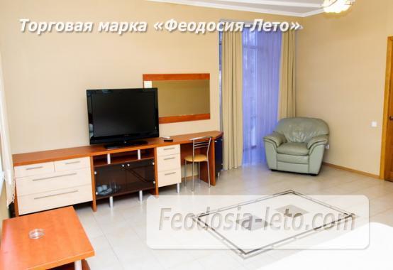 Красивый отель в Феодосии на лице Куйбышева - фотография № 8