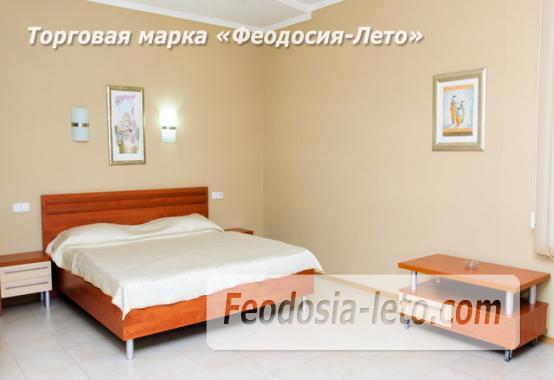 Красивый отель в Феодосии на лице Куйбышева - фотография № 9