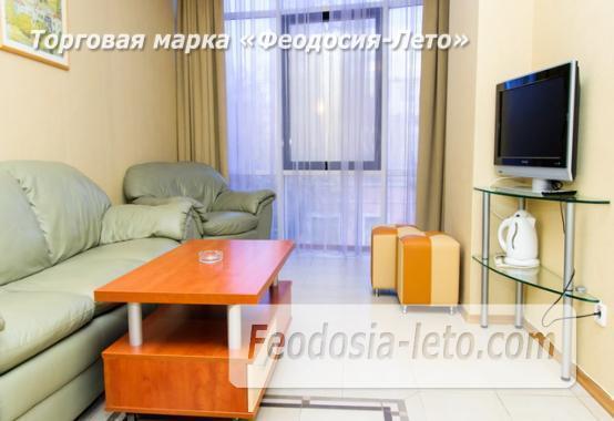 Красивый отель в Феодосии на лице Куйбышева - фотография № 11