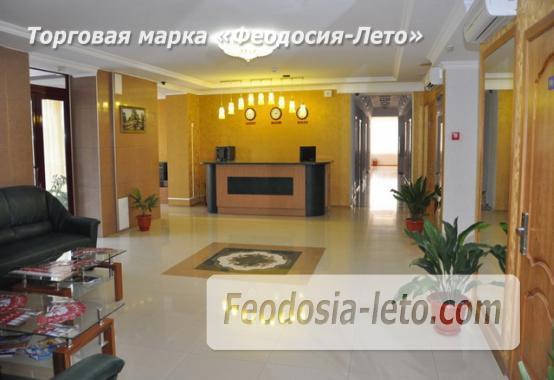 холл отеля Феодосия - фотография № 2