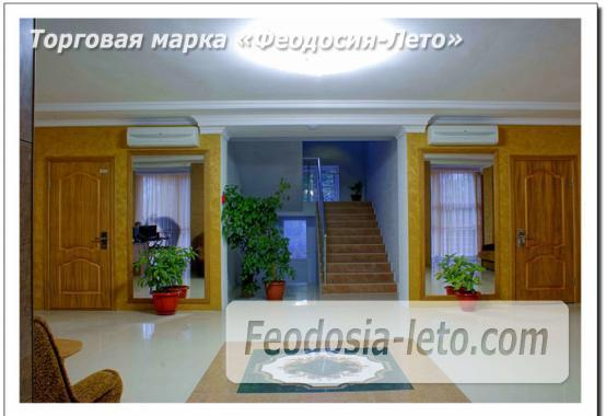 холл отеля Феодосия - фотография № 3