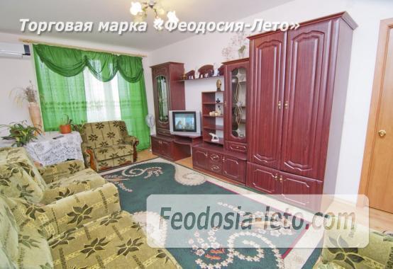 3 комнатная квартира в Феодосии на улице Федько, 1-А - фотография № 1