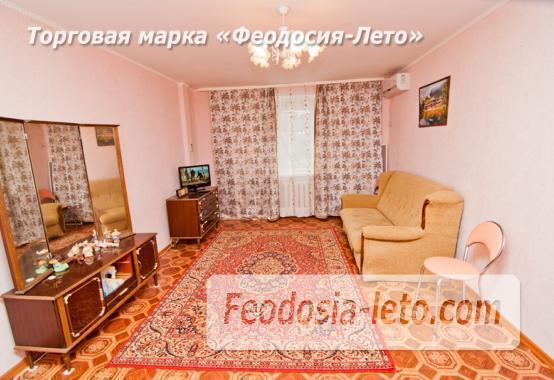 1 комнатная исключительная квартира в Феодосии на улице Крымская, 84-Б - фотография № 1