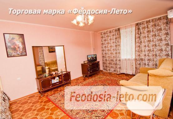 1 комнатная исключительная квартира в Феодосии на улице Крымская, 84-Б - фотография № 4