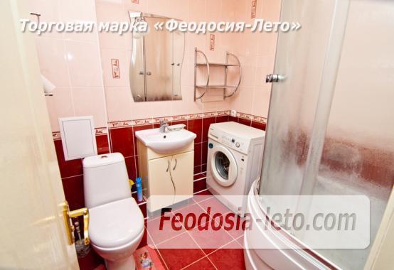 1 комнатная исключительная квартира в Феодосии на улице Крымская, 84-Б - фотография № 7