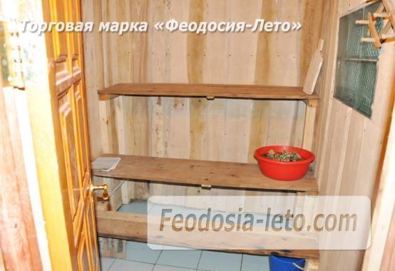 Просторный коттедж в Феодосии на улице Гольцмановская - фотография № 16