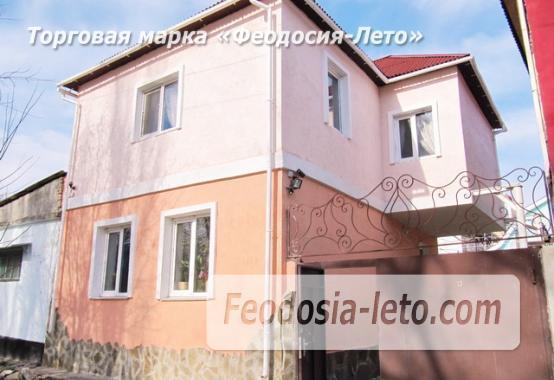 Просторный коттедж в Феодосии на улице Гольцмановская - фотография № 1