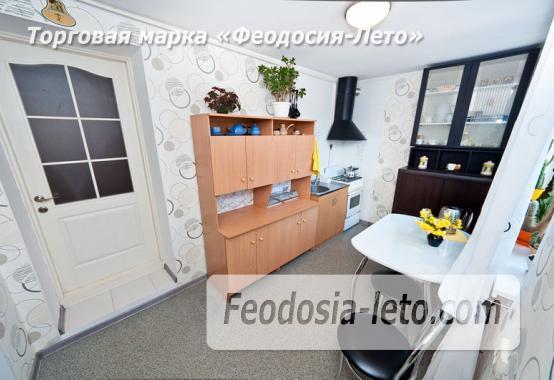 2 комнатная сказочная квартира в Феодосии на улице Щебетовская - фотография № 12