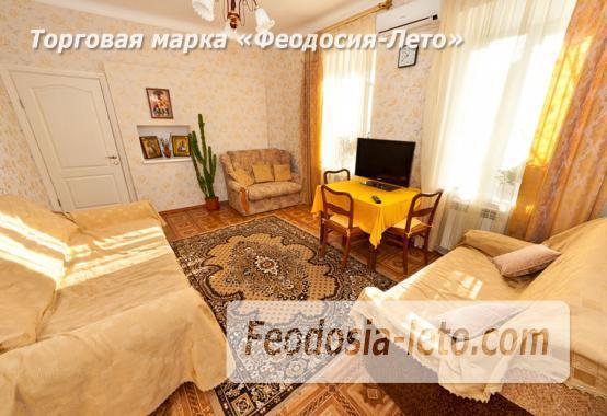 2 комнатная сказочная квартира в Феодосии на улице Щебетовская - фотография № 14