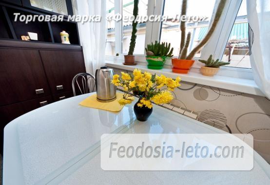 2 комнатная сказочная квартира в Феодосии на улице Щебетовская - фотография № 6