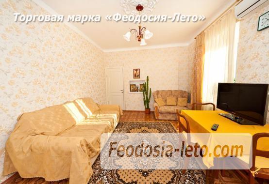 2 комнатная сказочная квартира в Феодосии на улице Щебетовская - фотография № 10