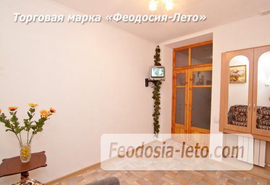1 комнатная квартира в частном секторе Феодосии на улице Чкалова - фотография № 2