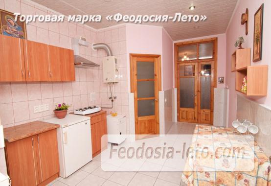 1 комнатная квартира в частном секторе Феодосии на улице Чкалова - фотография № 7