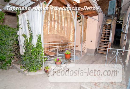 1 комнатная квартира в частном секторе Феодосии на улице Чкалова - фотография № 11
