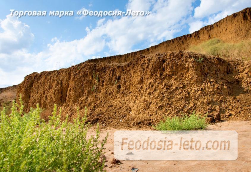 Дикий пляж на Песчаной балке п. Приморский у Феодосии - фотография № 10