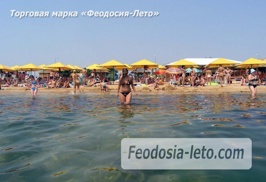 Пляж клуб 117 в Феодосии - фотография № 19