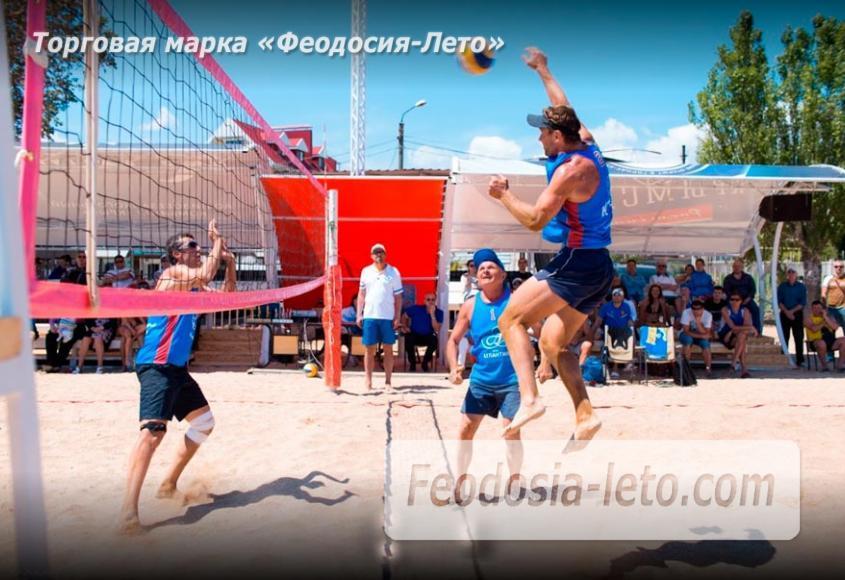 Стадион пляжных видов спорта в Феодосии - фотография № 14