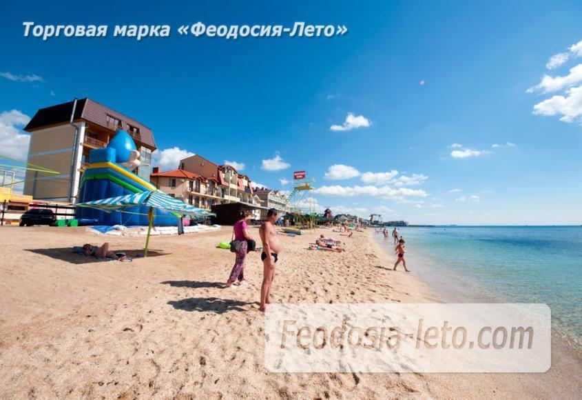 Пляж Жажда в Феодосии - фотография № 6