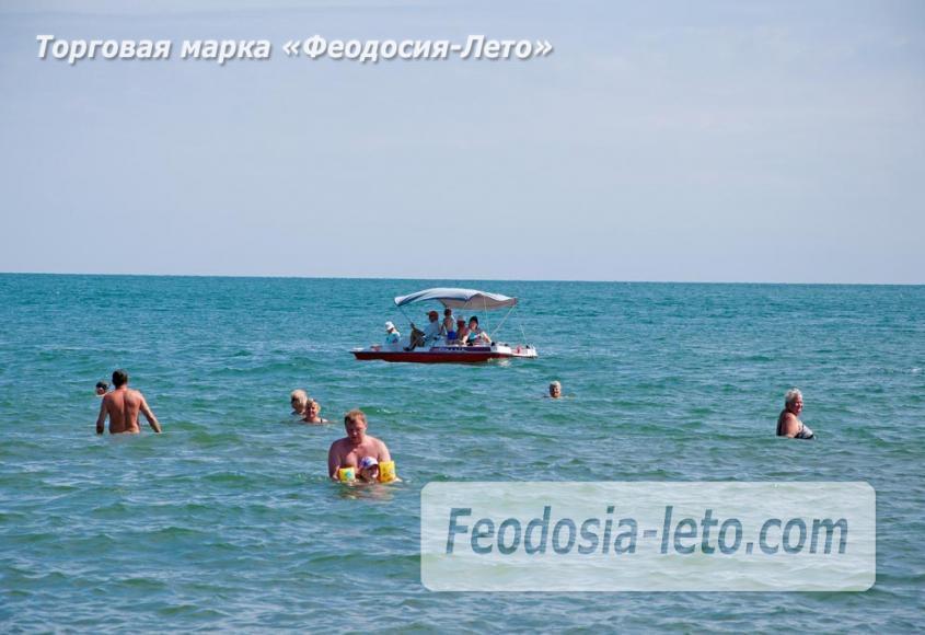 Детский пляж в Феодосии - фотография № 21