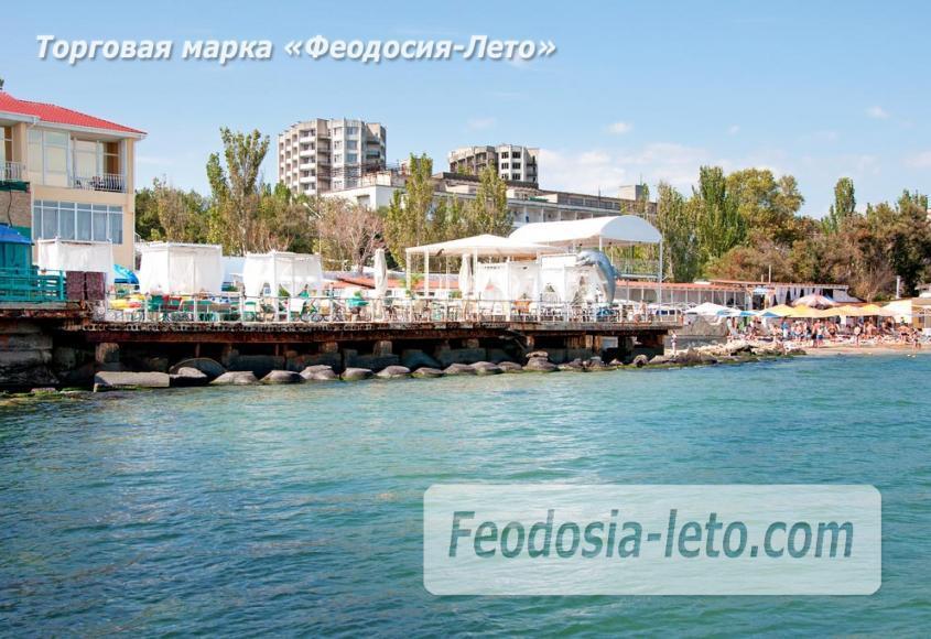 Детский пляж в Феодосии - фотография № 17