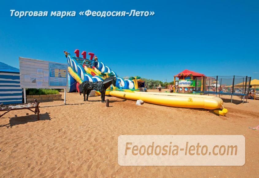 Пляж клуб 117 в Феодосии - фотография № 9