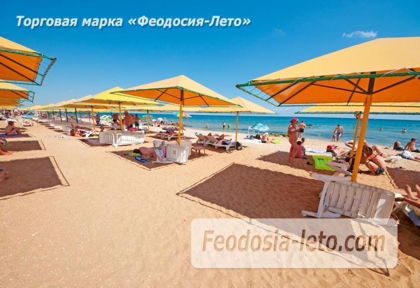 Пляж клуб 117 в Феодосии - фотография № 11