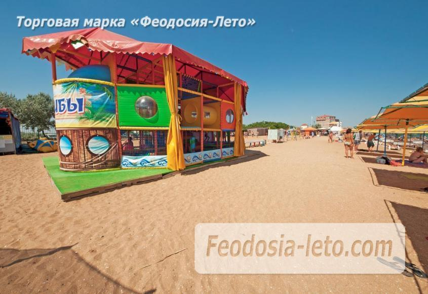 Пляж клуб 117 в Феодосии - фотография № 12