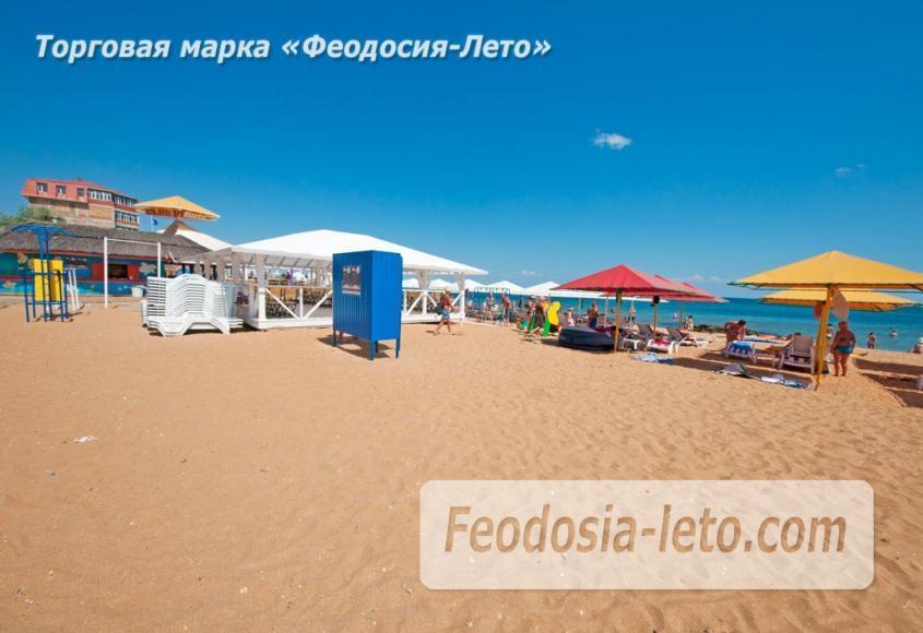 Пляж клуб 117 в Феодосии - фотография № 16