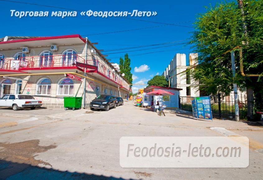 Пляж Баунти в Феодосии - фотография № 7
