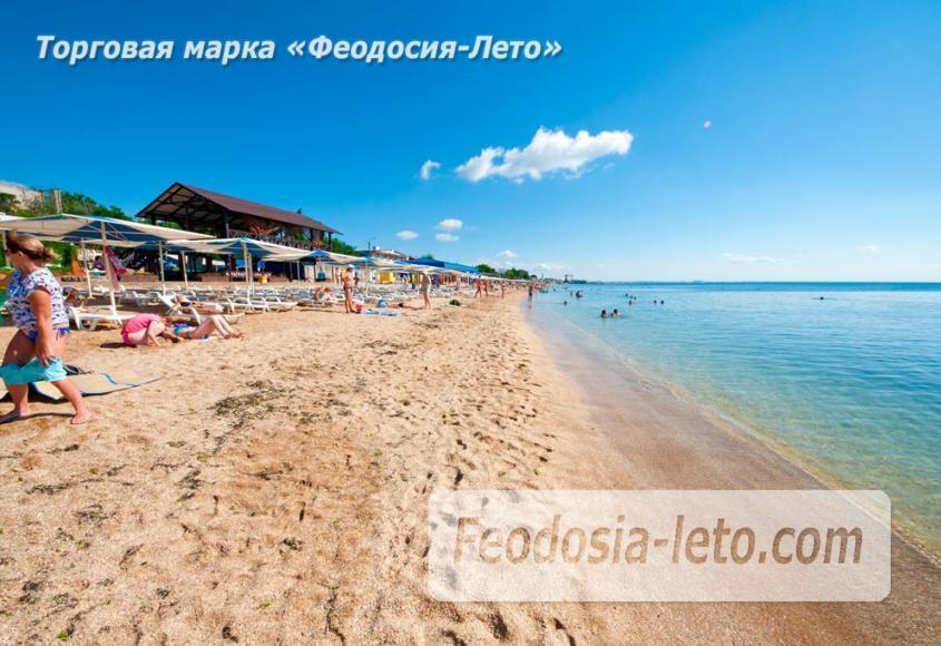 Пляж Баунти в Феодосии - фотография № 10