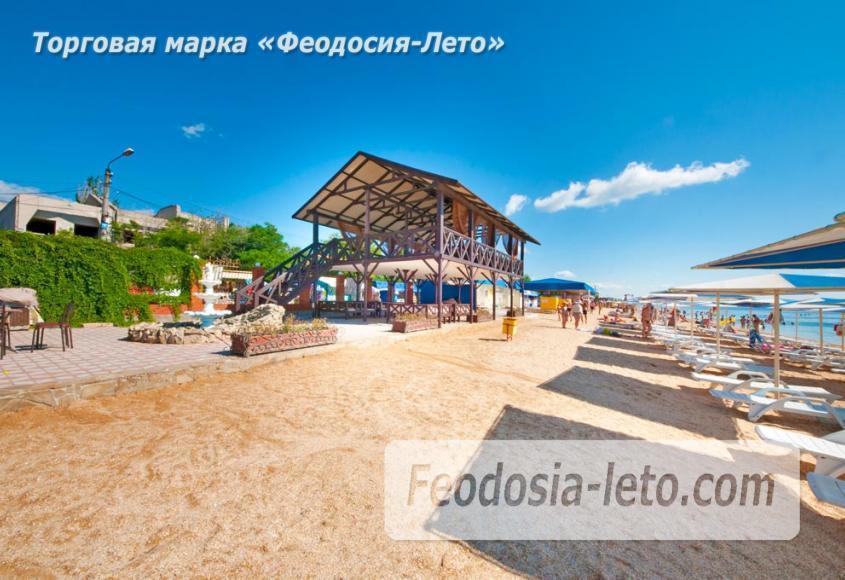 Пляж Баунти в Феодосии - фотография № 11