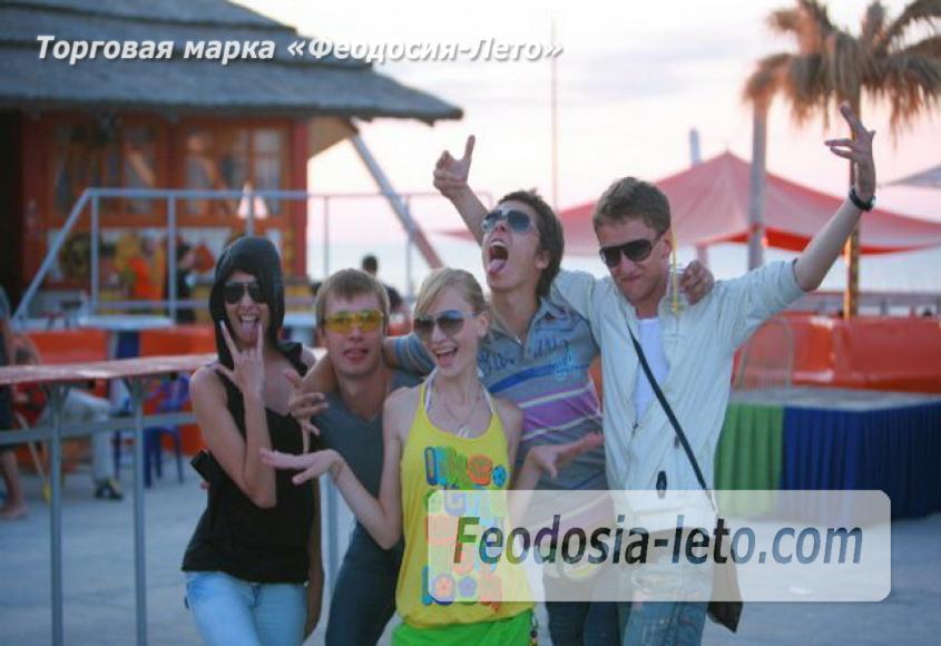 Пляж клуб 117 в Феодосии - фотография № 4