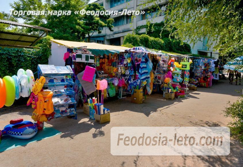 Пляж Лазурный берег (Динамо) в Феодосии - фотография № 2