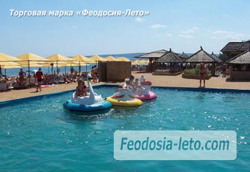 Золотой пляж в Феодосии - фотография № 5