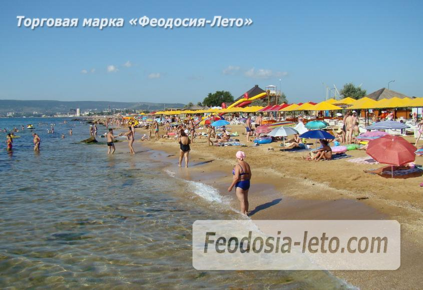 Пляж клуб 117 в Феодосии - фотография № 22