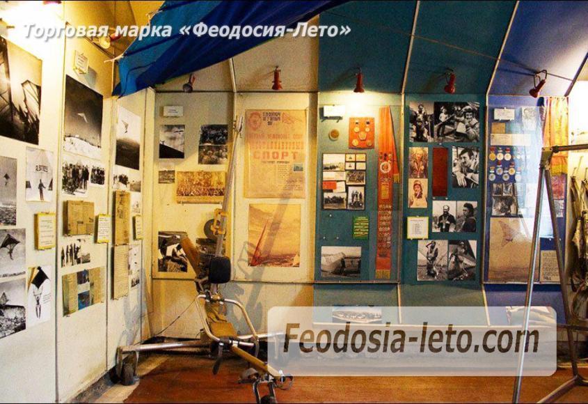Феодосия музей Дельтапланеризма - фотография № 10