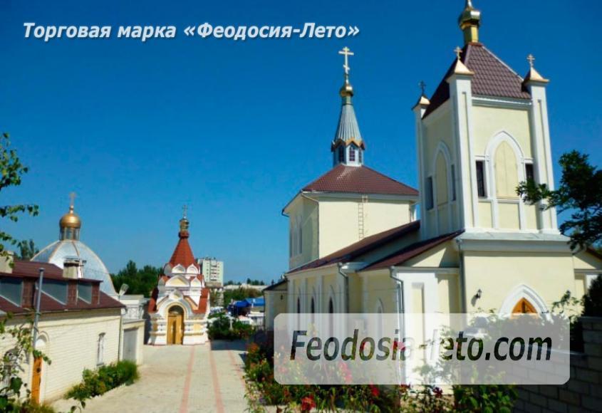 Церковь Всех Святых в Феодосии - фотография № 10