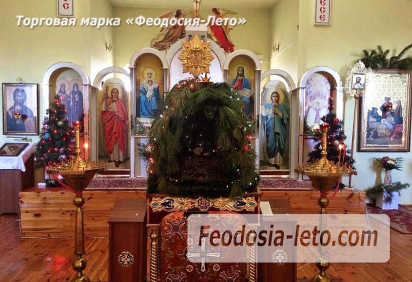 Храм Архистратига Михаила в Феодосии - фотография № 12