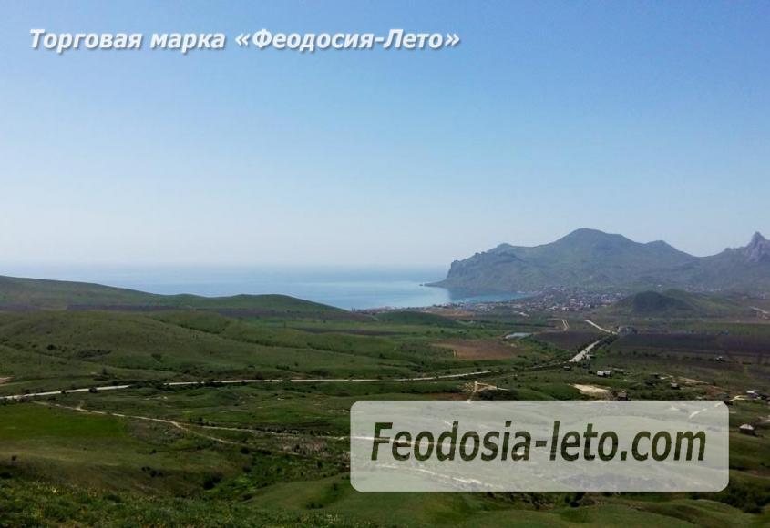 Феодосия Коктебель. Природный парк Гора Клеменьева - фотография № 10