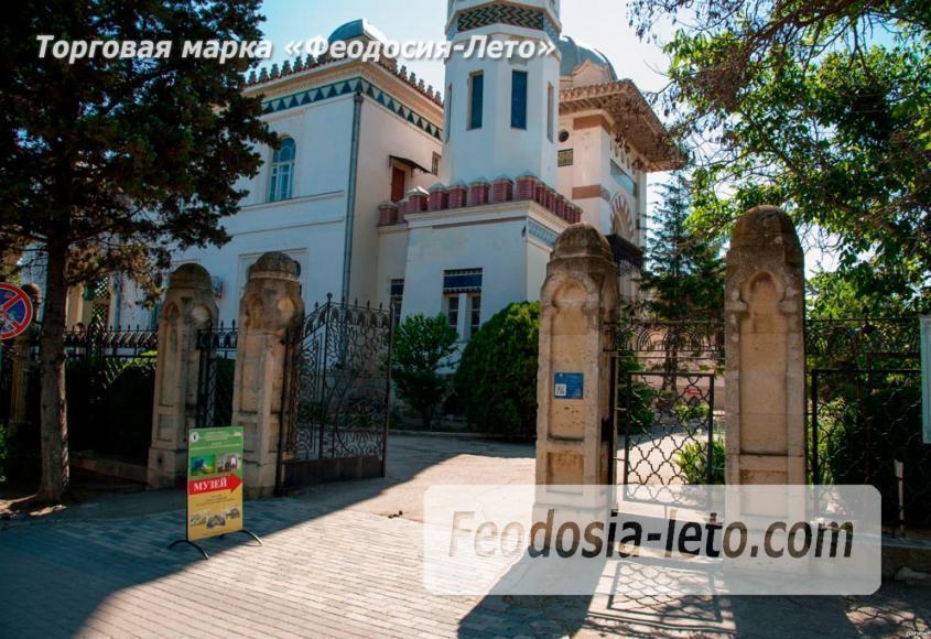 Дача Стамболи в Феодосии - фотография № 11