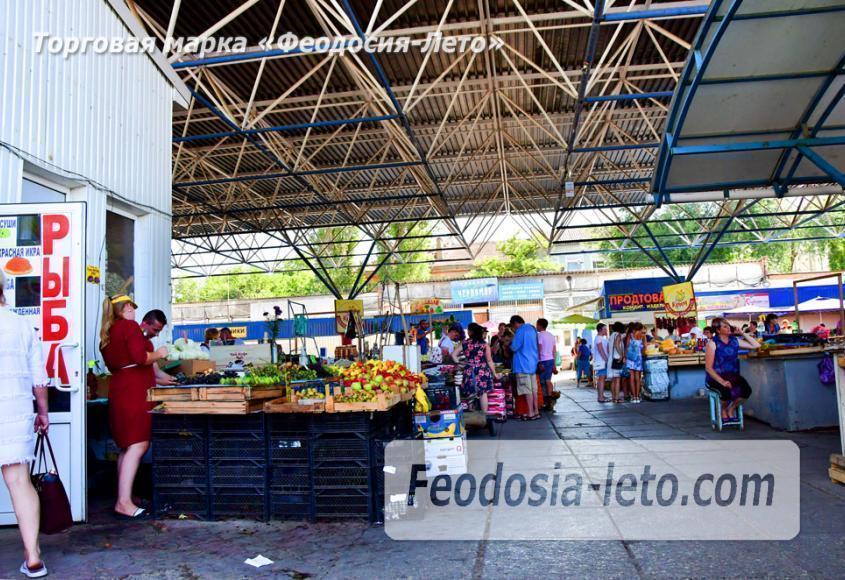 Центральный рынок Феодосии - фотография № 11
