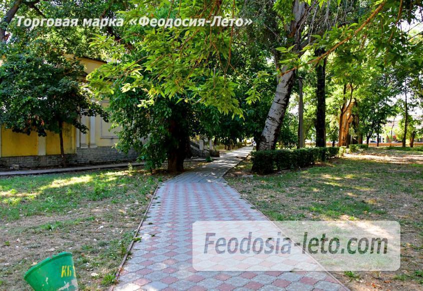 Парки Феодосии - Морсад - фотография № 12
