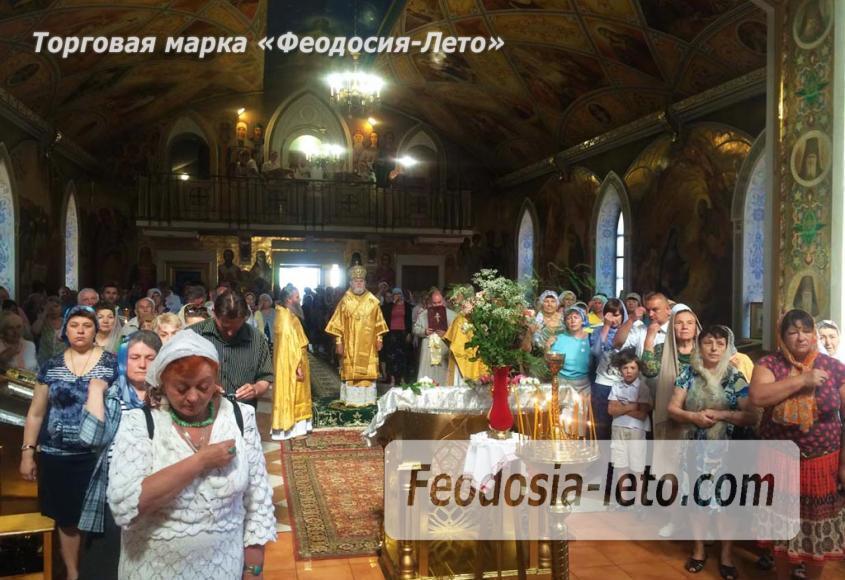 Церковь Всех Святых в Феодосии - фотография № 11